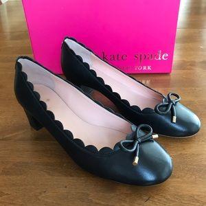 Kate Spade Yasmin Black Pump. Size 9.